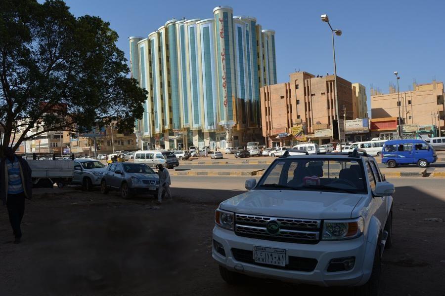 ST2JB Alsajana, Khartoum, Sudan