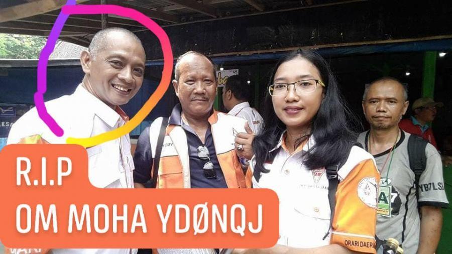 YD0NQJ Moch Hanafi, Jakarta, Indonesia