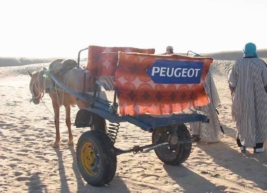 New Peugeot