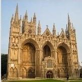 GB900PC Peterborough Cathedral, Peterborough, England