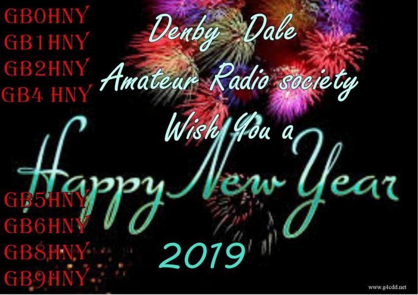 Denby Dale Amateur Radio Society