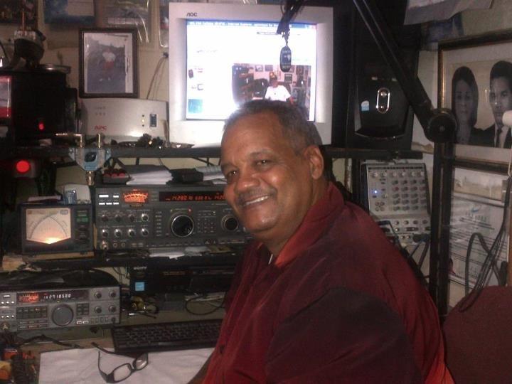 HI3D Adrian Mangual, Las Reyes, Santiago de los Caballeros, Dominican Republic. Radio Room Shack.