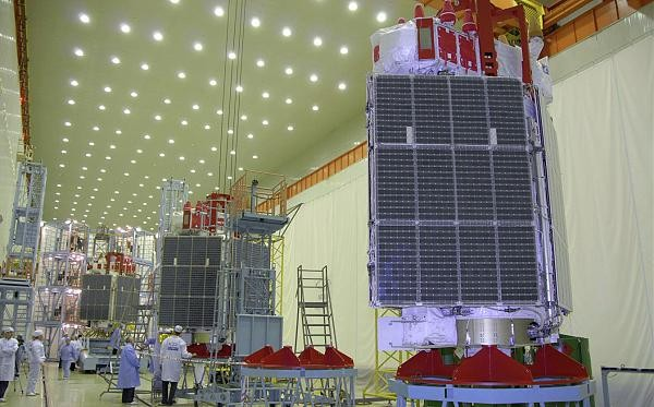 GLONASS M System Loose one of the satellite