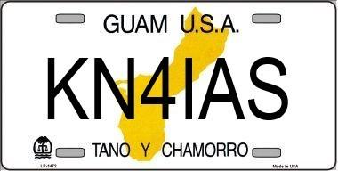 KN4IAS/KH2 Shane Callaghan, Yigo, Guam Island
