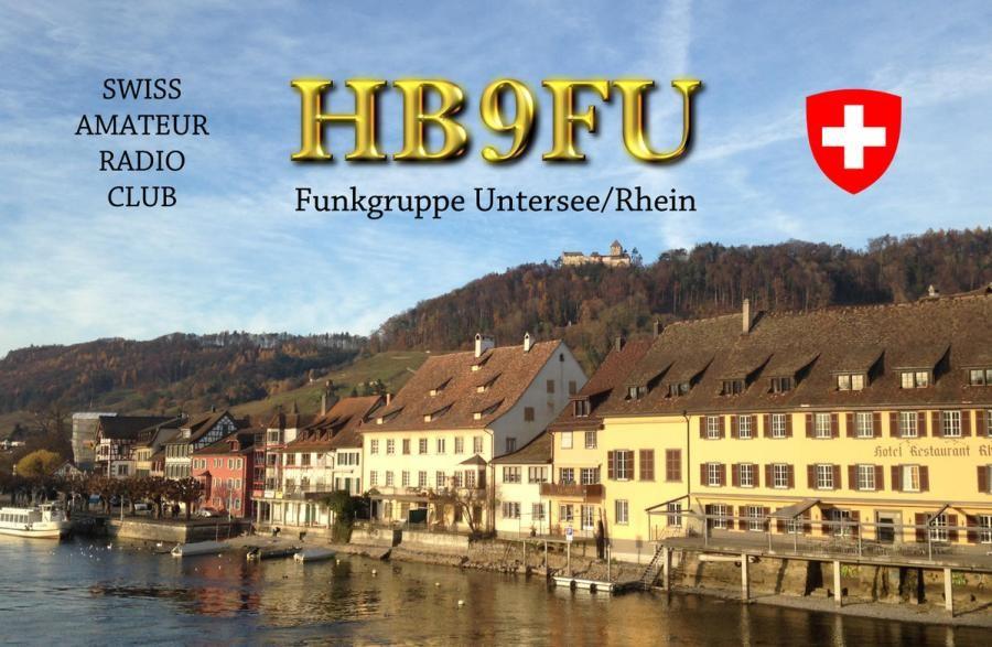 HB90FU Funkgruppe Untersee Rhein, Stein am Rhein, Switzerland