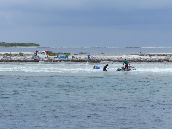 TX0M Morane Atoll Reef