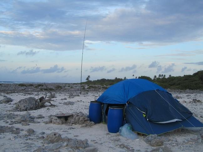 TX0M Morane Atoll Camp