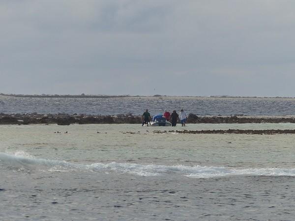 TX0M Morane Atoll Ocean Swell