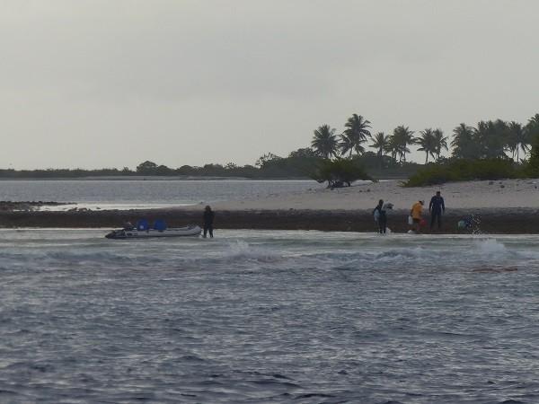TX0A Maria Est Atoll Landing