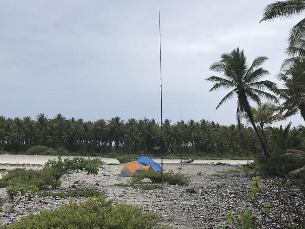 TX0A Maria Est Atoll Camp
