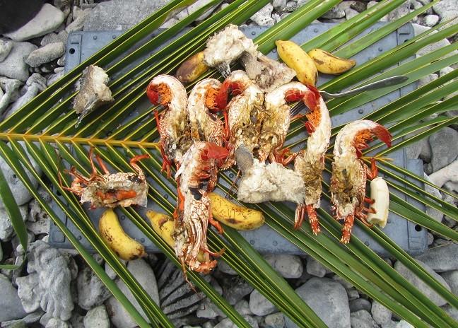 TX0A Maria Est Atoll Bernard Cooking