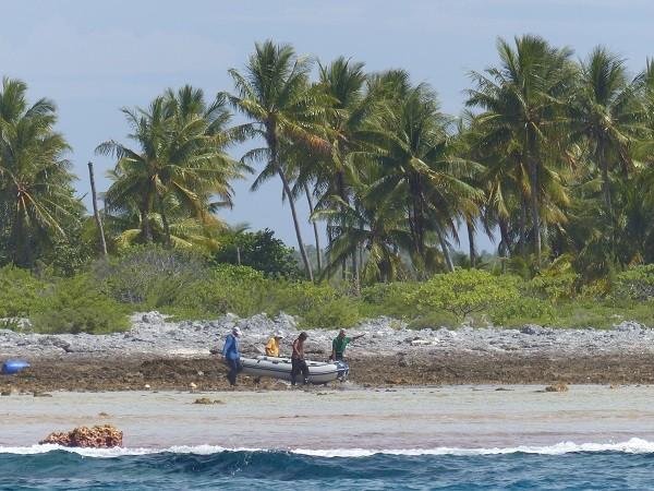 TX0A Maria Est Atoll Leaving