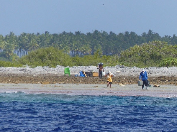 TX0A Maria Est Atoll Arduous Job