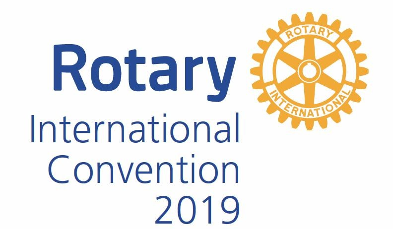 DL19RIC Soltau, Germany Rotary International Convention