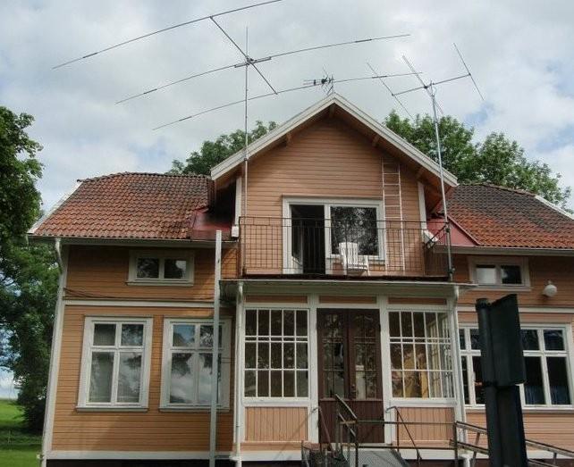 SK50HD Falkopings Radioclub, Falkoping, Sweden.
