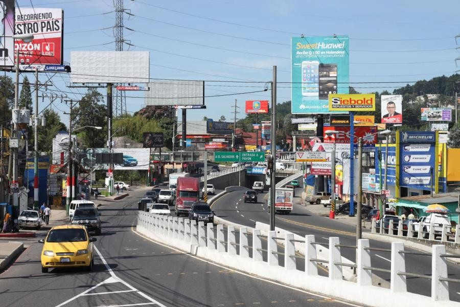 K4DBS/TG9 Guastatoya city, Guatemala