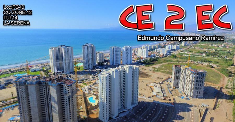 CE2EC Edmundo Neftali Campusano Ramirez, La Serena, Chile