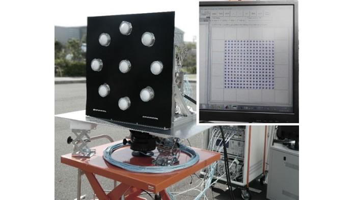 NEC Demonstrates OAM Technology 80 GHz