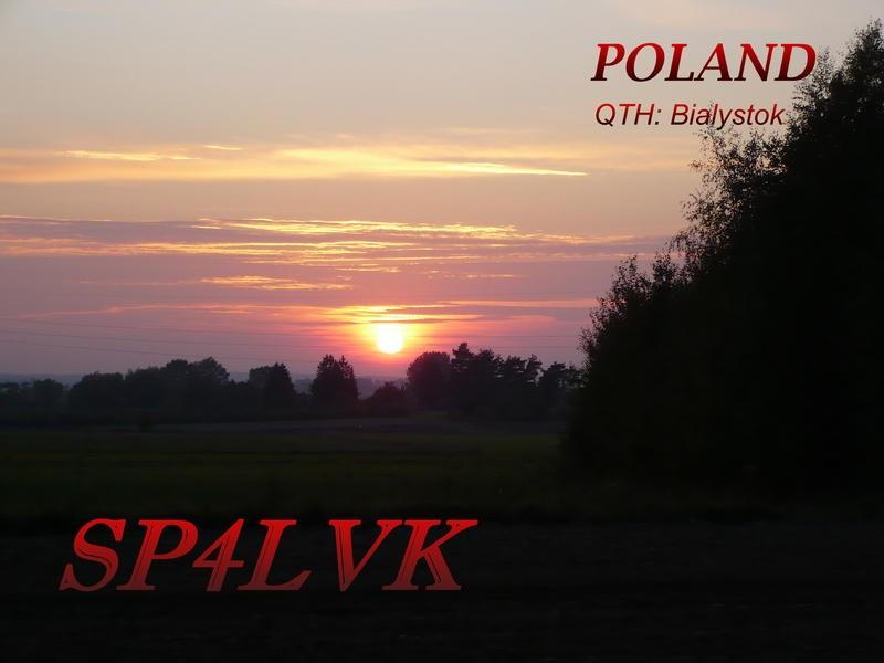 HF40STOK Zbigniew Harasimczuk, Bialystok, Poland