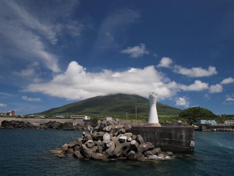 JA4GXS/1 Hachijo jima Island, South Izu Islands, Japan.