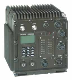 AT RF 2050 Mobile multiband military tactical transceiver