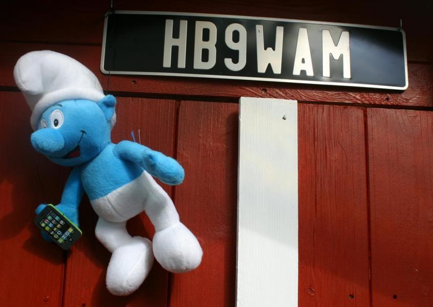 HB90WAM Norbert Thoerisch, Geuensee, Switzerland