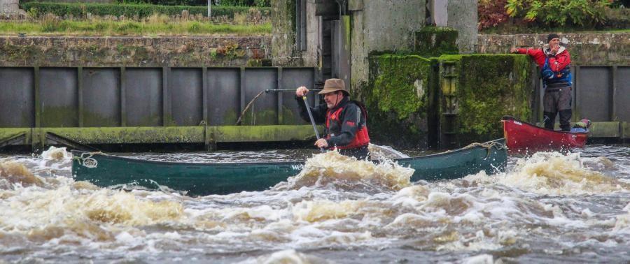 MI/SP5MXZ Canoe Festival, Kilrea, Northern Ireland