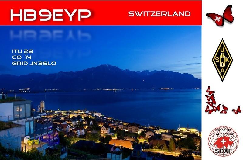 HB90EYP Jacques Joye, Vaulruz, Switzerland