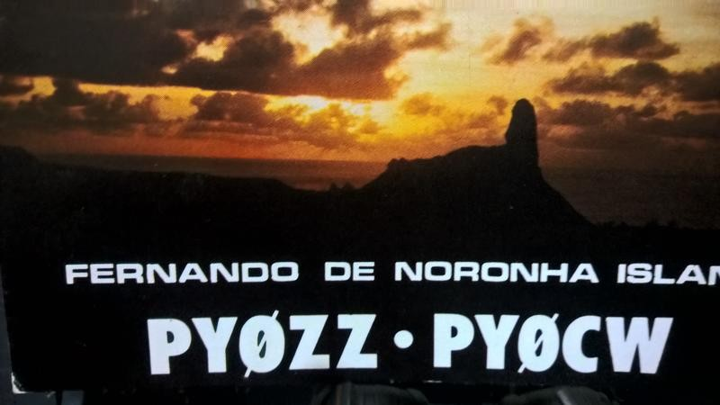 PY0FZ Fernando de Noronha Island