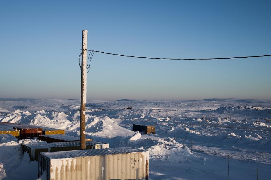 VO1HP/VO2 Labrador, Canada