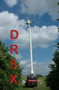 DR5X Trent Lehmkuhlen, Germany Antennas