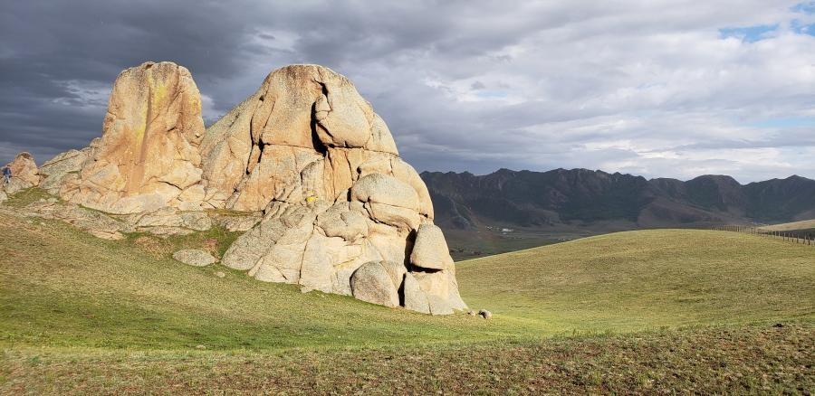 JT5LZ Mongolia