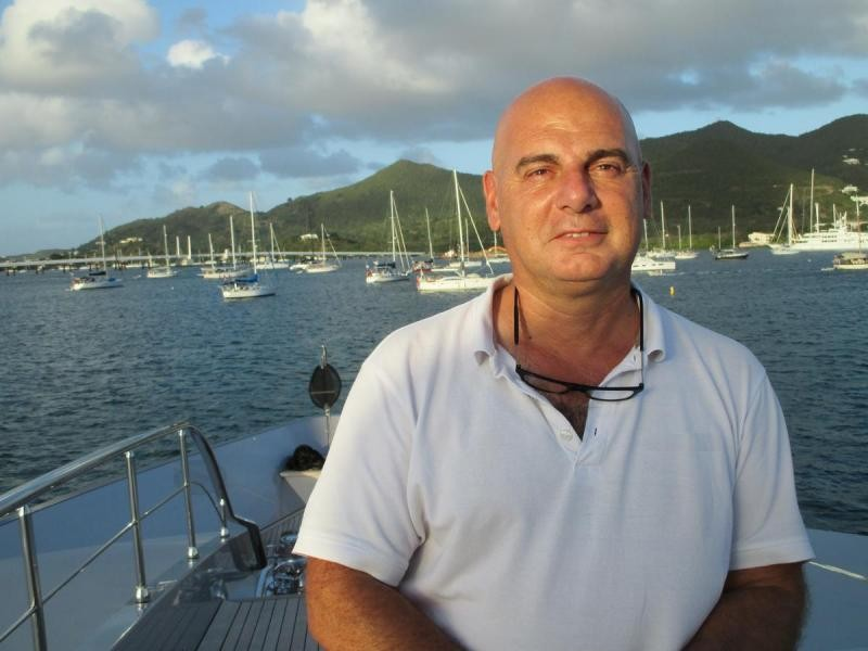 PJ7/IZ5KID Massimo Marras, Sint Maarten