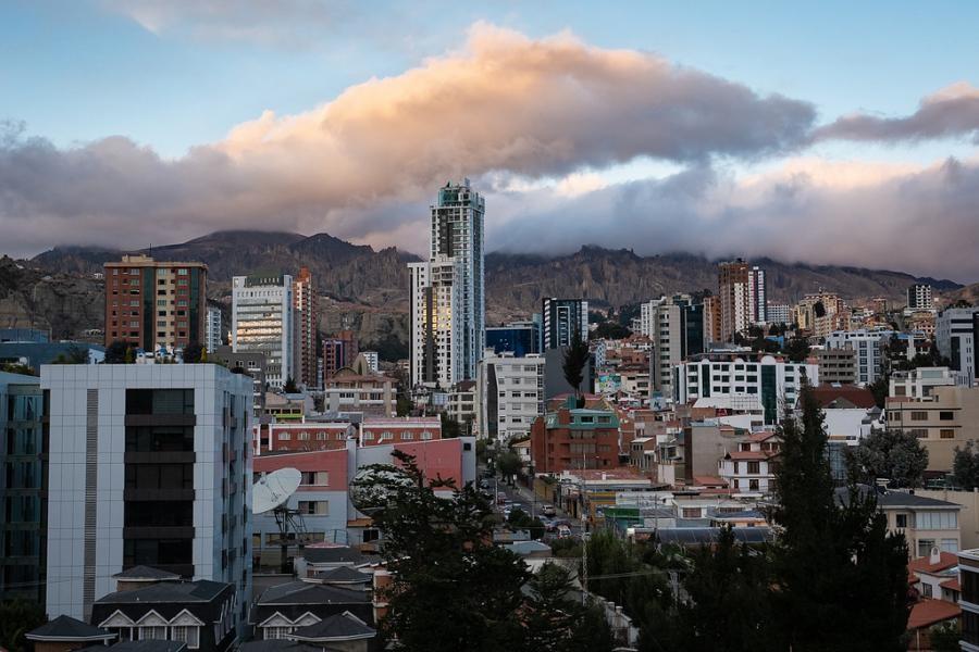 CP/K1DOS La Paz, Bolivia