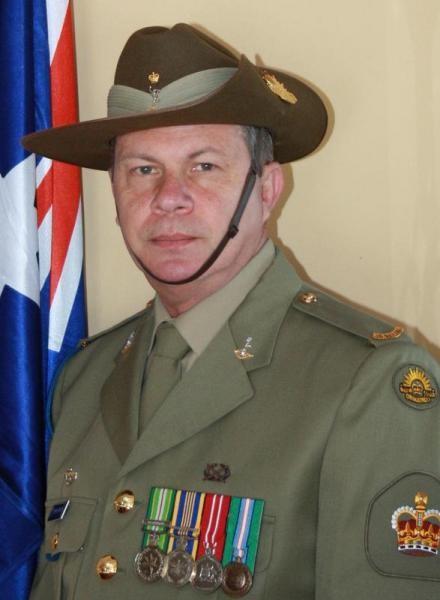 AX4FI Steven Dudley, Highfields, Australia