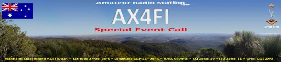 AX4FI Highfields, Australia Logo