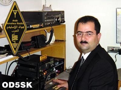 OD5SK Samir Khayat, Tripoli, Lebanon