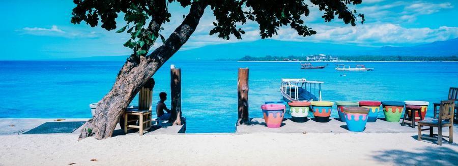 YB9ZGD Lombok Island, Indonesia