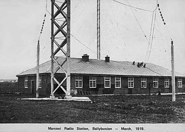 EI100YXQ Kerry Amateur Radio Group, Ballybunion, Ireland Marconi