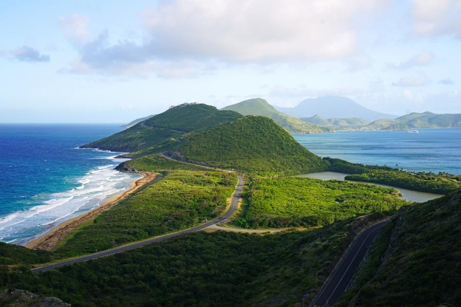 V4/W8MV Saint Kitts Island, Saint Kitts and Nevis