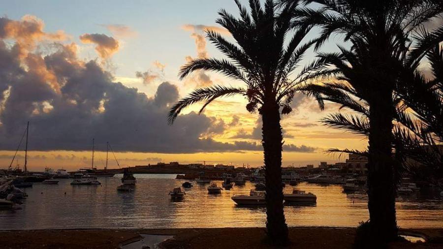 IG9MO Lampedusa Island, Italy