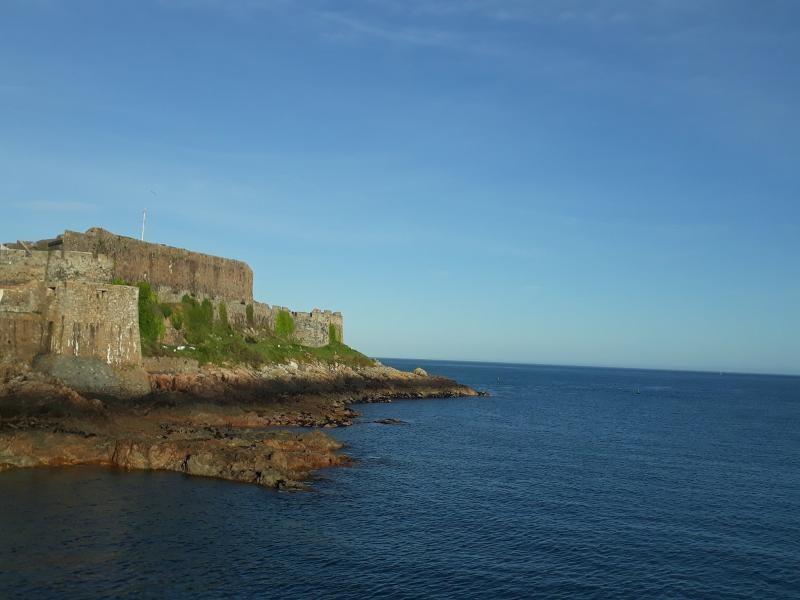 MU0NJH Castle Cornet, Saint Peter Port, Guernsey Island.