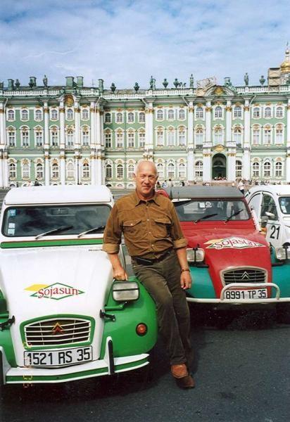 RV3FW Nickolay Demidov, Korolev, Russia