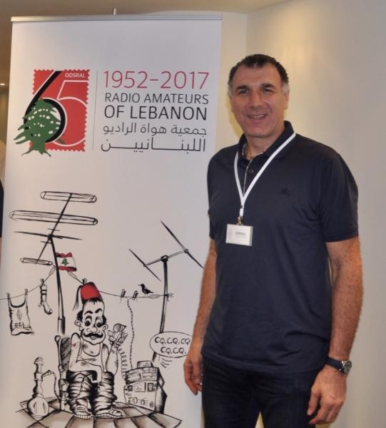 OD5OJ Bassam Jadayel, Beirut, Lebanon