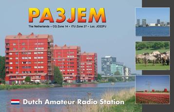 PF73L Johan Jongbloed, Almere, Netherlands