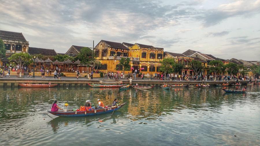 3W9CJ Hoi An, Vietnam