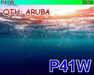 P41W Roel Gomez, Oranjestad, Aruba