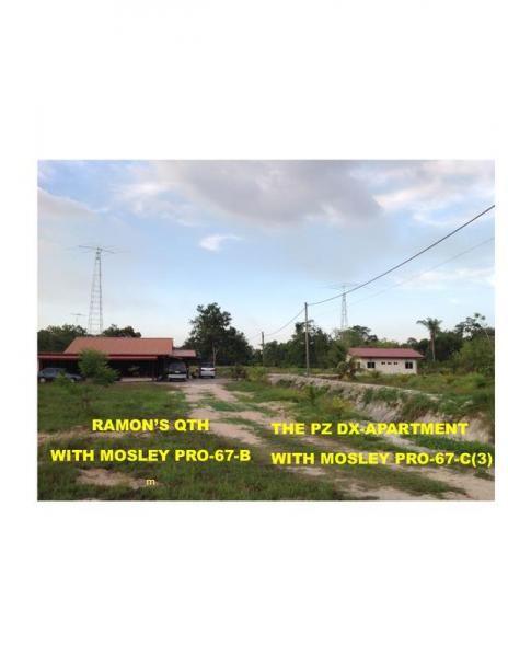PZ5RA Ramon Kaersendhout, Lelydorp, Suriname