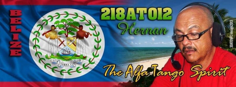 218AT012 Belize