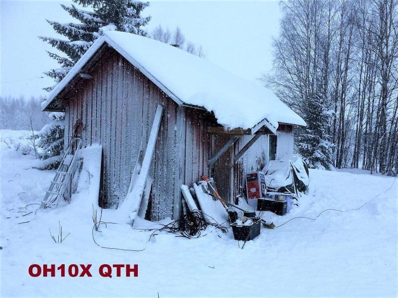 OH10X Inakari Island Image 3 QTH